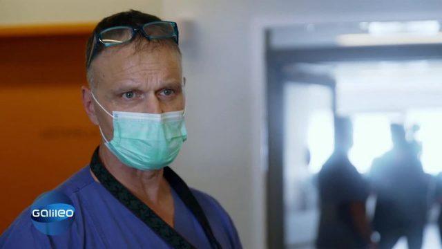 Helden mit Mundschutz: 10 Fragen an Krankenpfleger