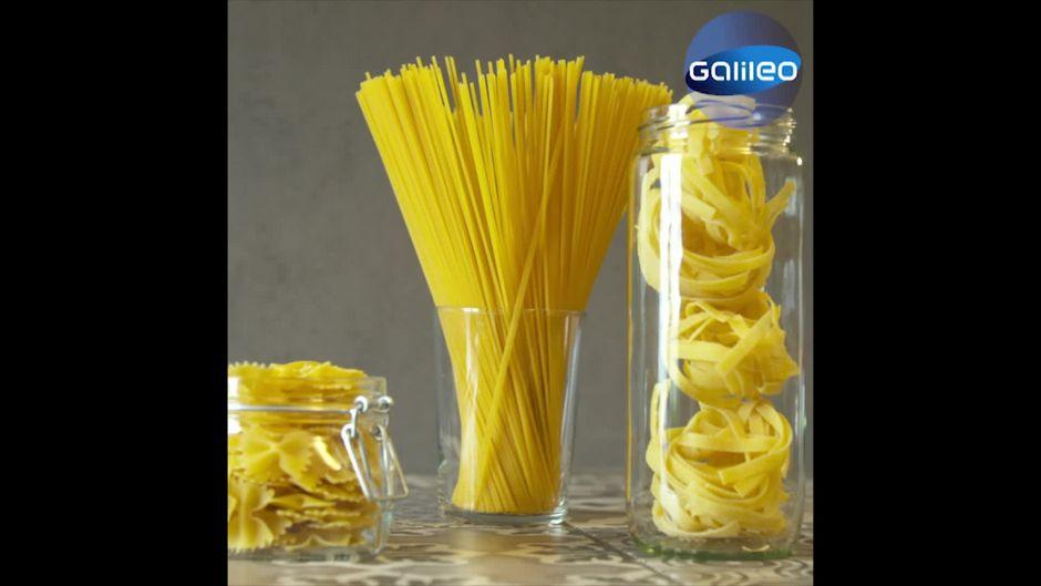 Pasta selbst machen: So einfach geht's