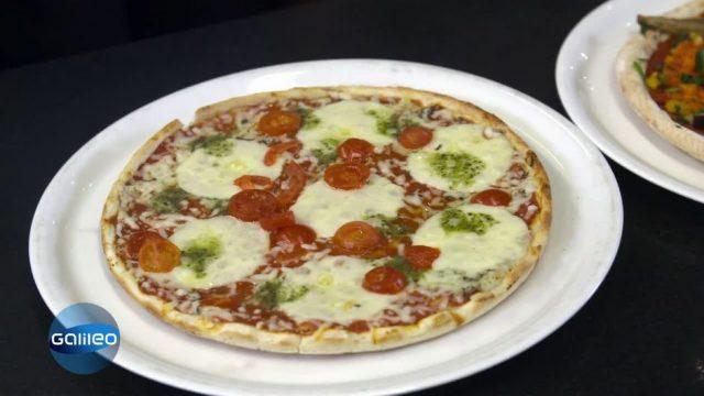 Tiefkühlpizza mit 500 Kalorien: Wie gut ist die Low-Carb-Variante?