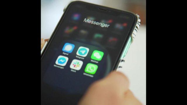 Whatsapp und Co.: 5 Secrets über Messenger-Dienste - 10s