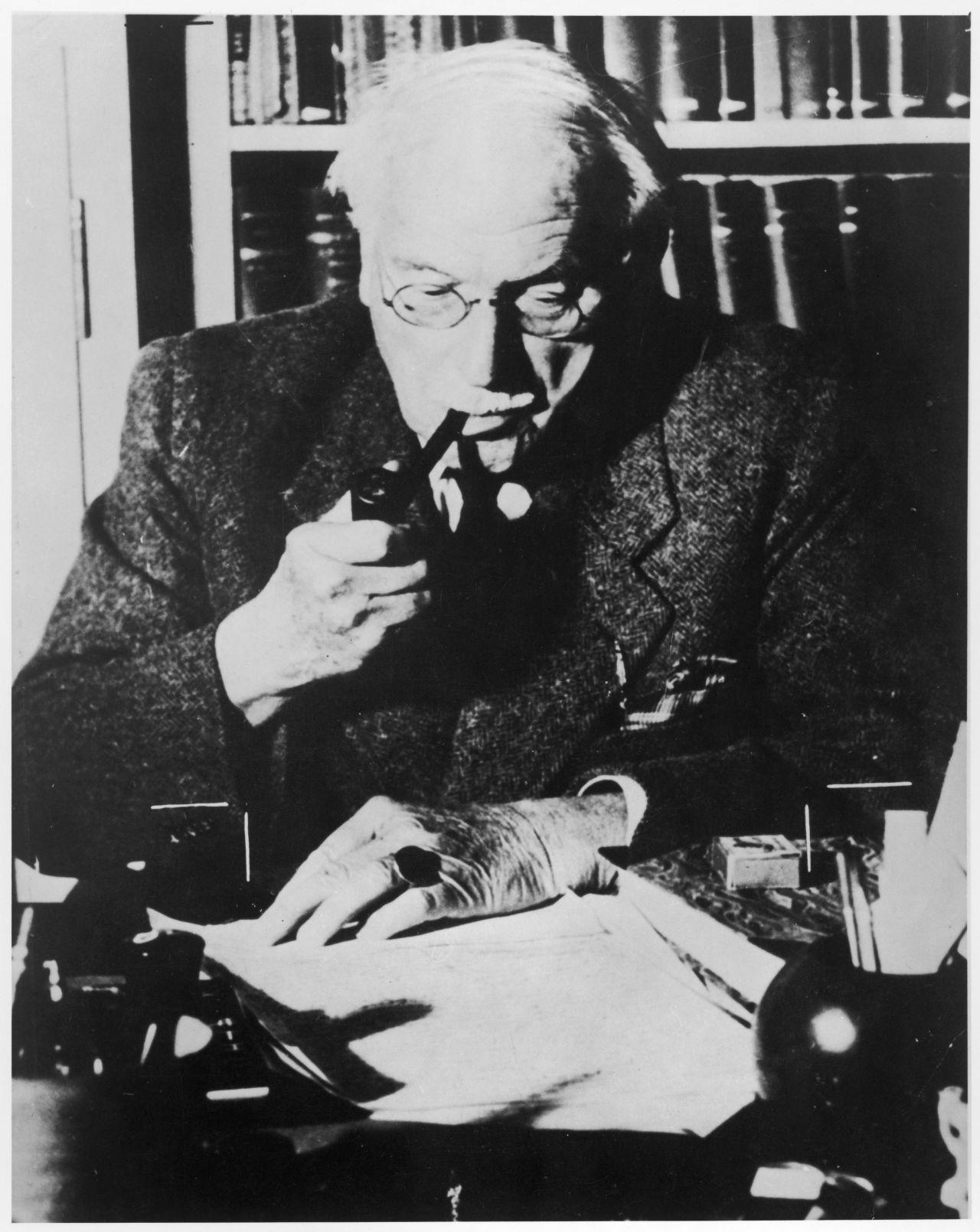 Psychologe Carl Gustav Jung