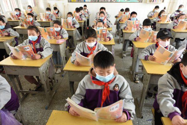 In China sollen bald wieder fast alle Schulen öffnen