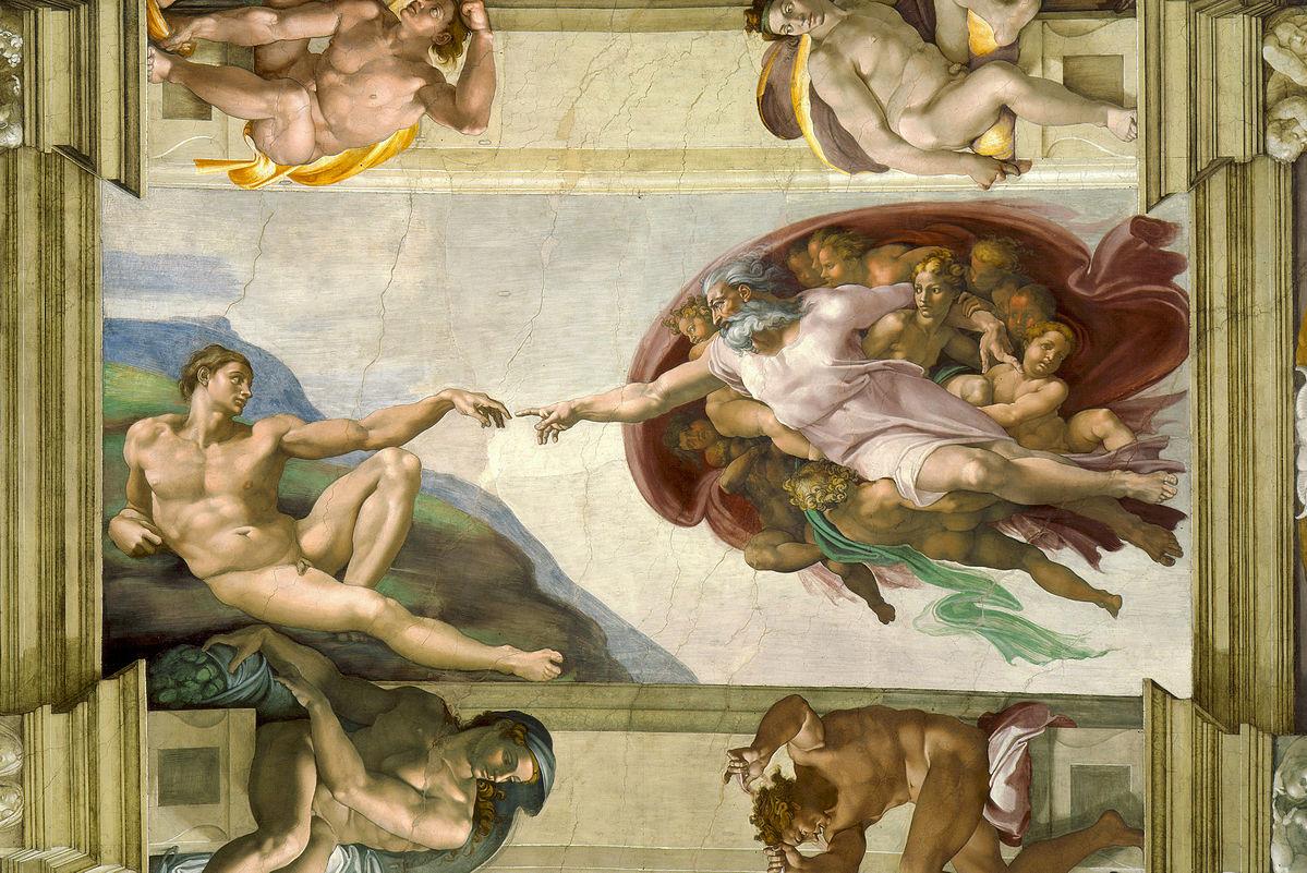 Ein göttliches Bild: Aber wahrscheinlich haben Lebewesen in anderen Galaxien eine ganz eigene Optik