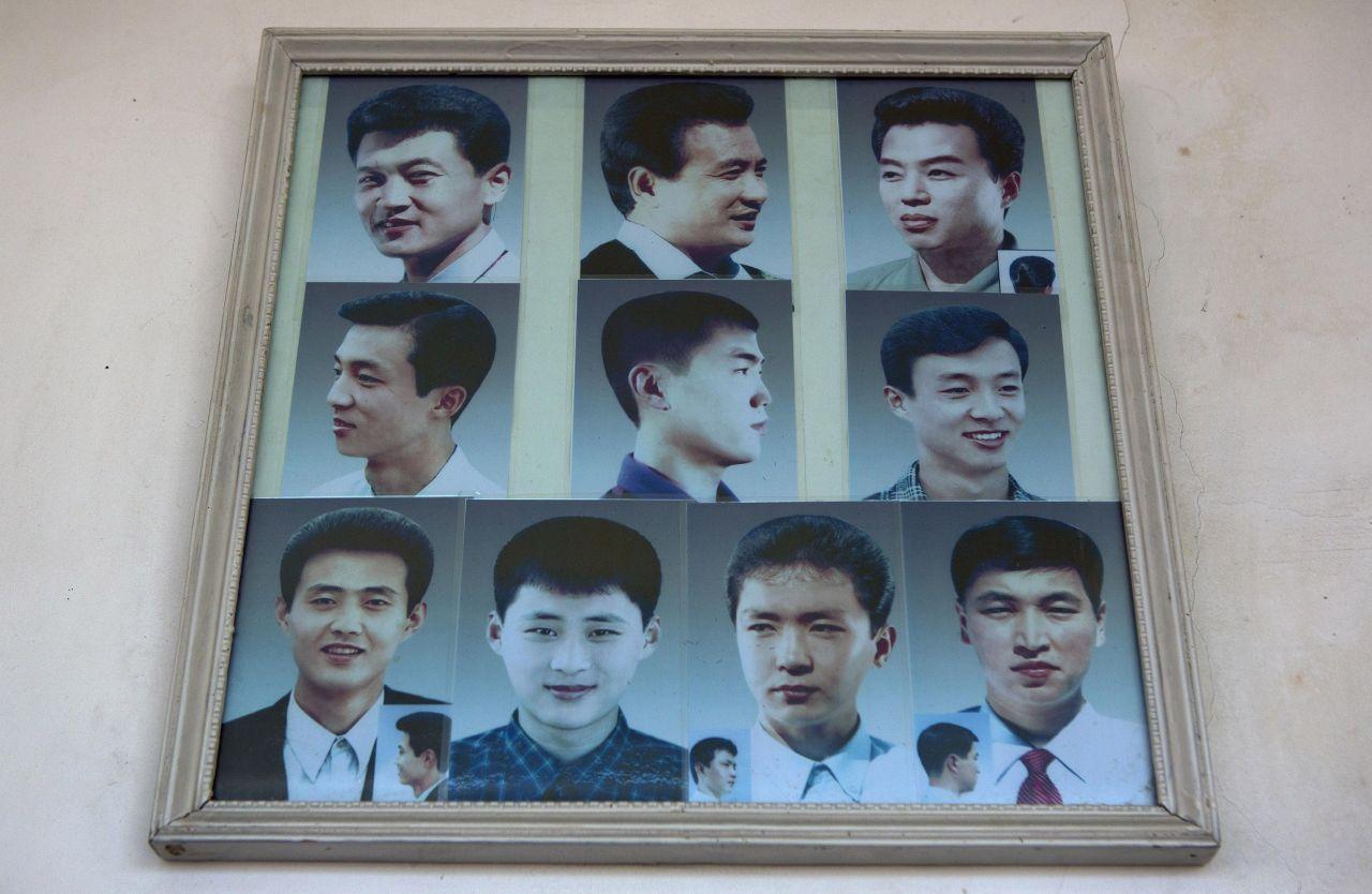 Friseur Nordkorea