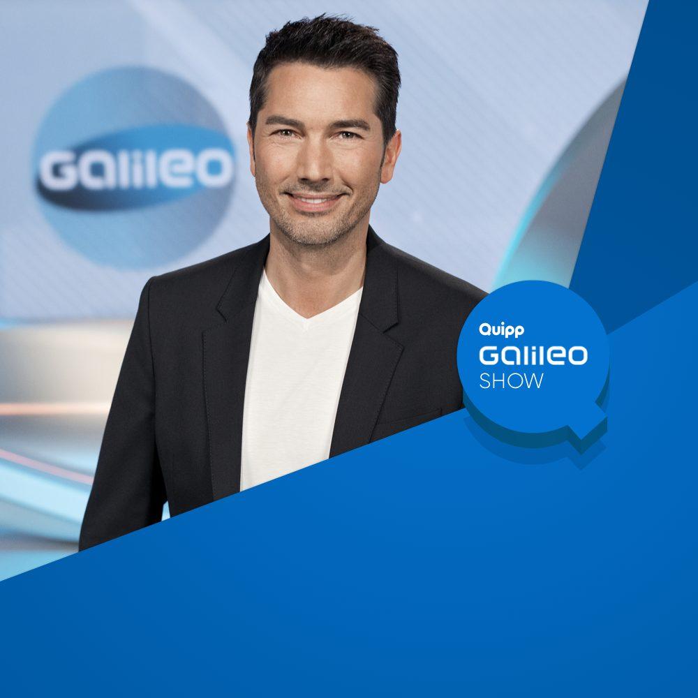 Mach mit bei der Galileo Show: Mittwoch und Freitag um 20:30 Uhr bei Quipp!