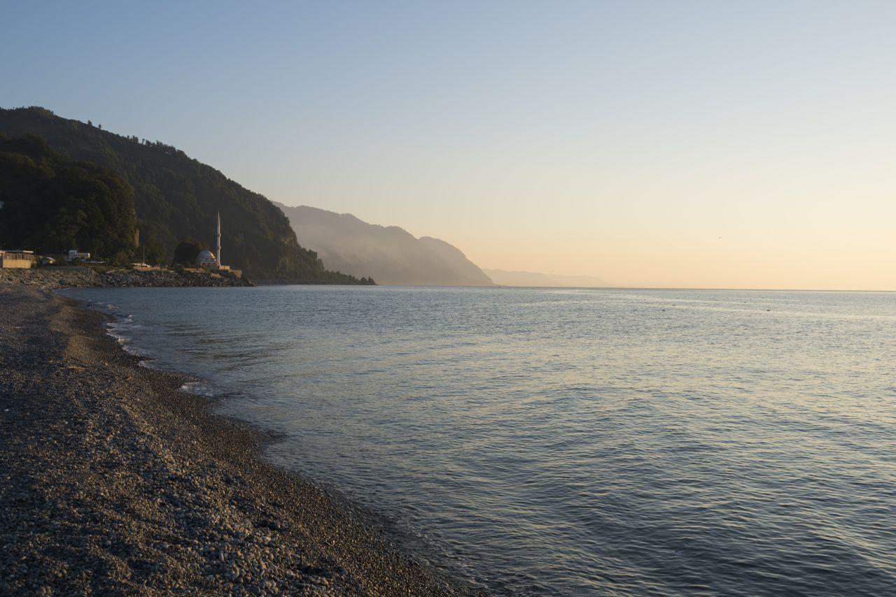 Georgiens Schwarzmeerküste