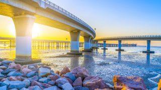 Jiaozhou-Bay-Brücke