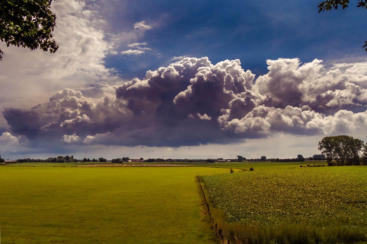 Cumulonimbus-Wolken