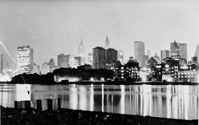 Stromausfall in New York 1965