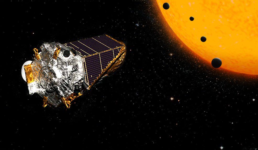 Weltraumteleskop Kepler der NASA