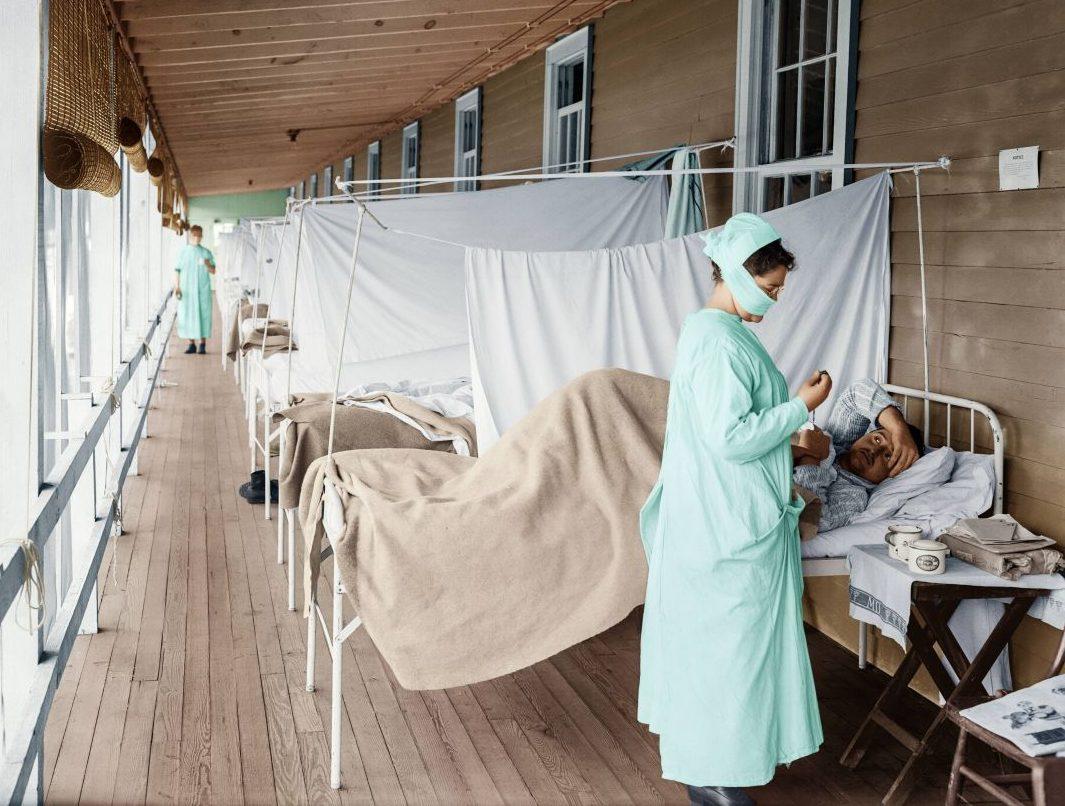Die Erfahrung aus früheren Pandemien: Hätte Corona verhindert werden können?