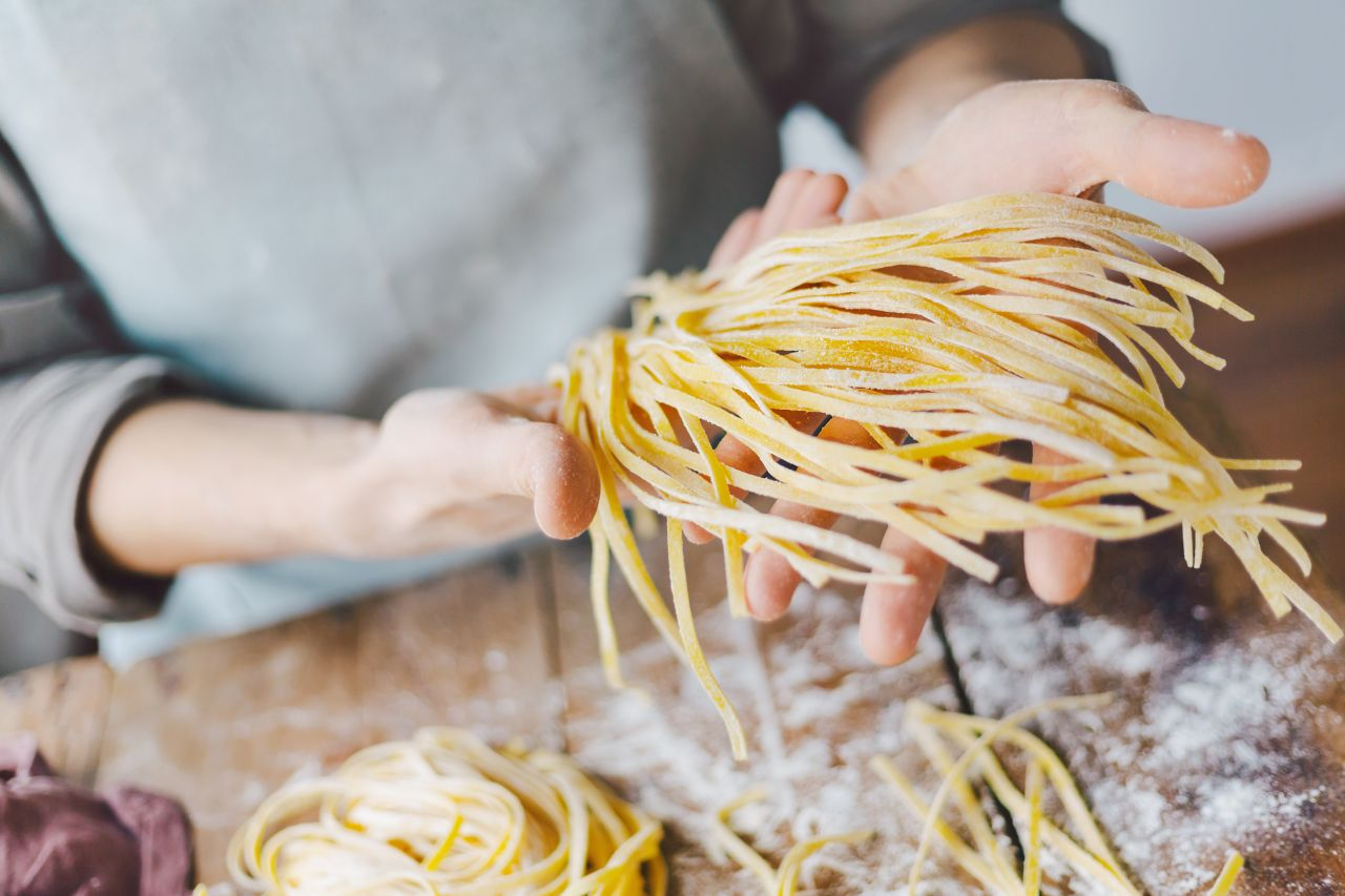 Pasta like a Pro: So machst du Nudeln selber