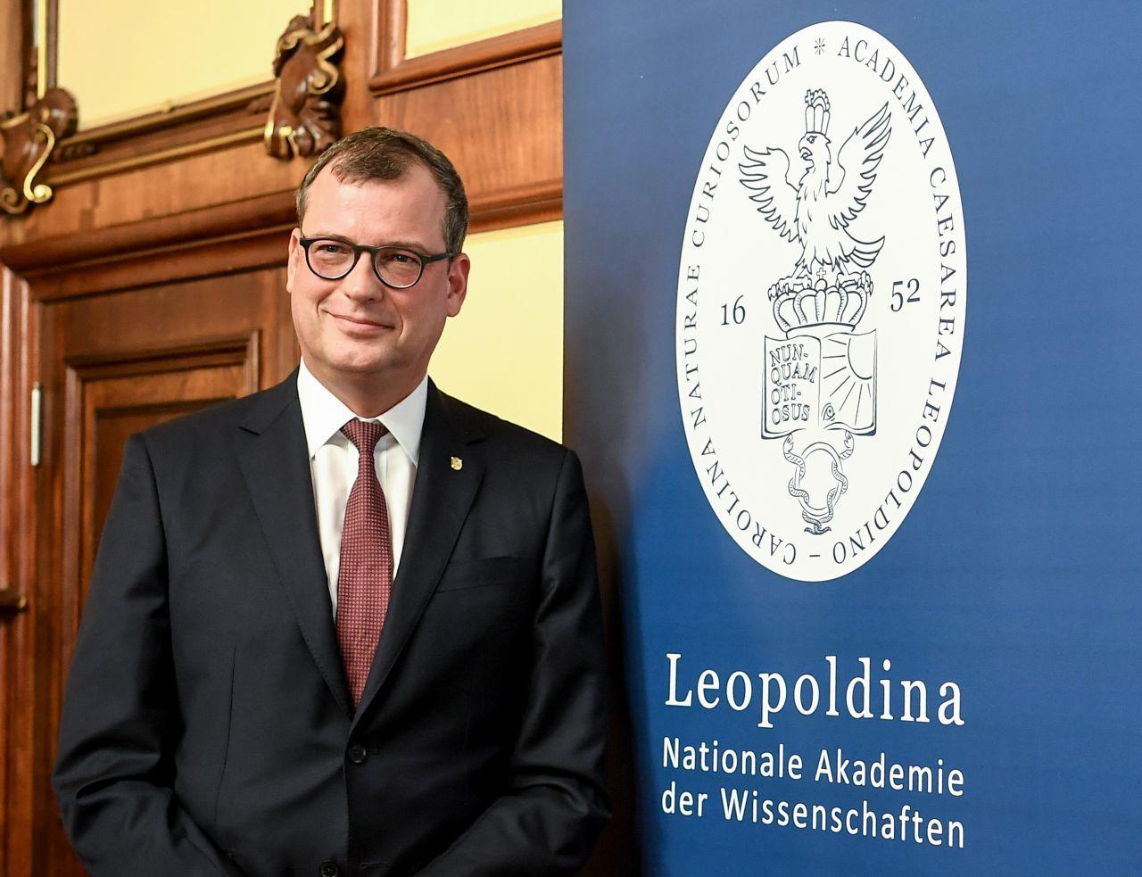 Präsident leopoldina