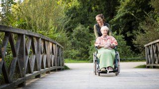 Unterstützung Senioren