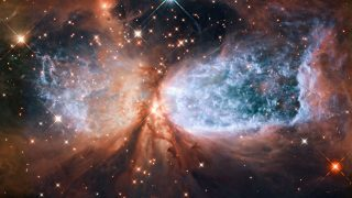 A star is born hubble