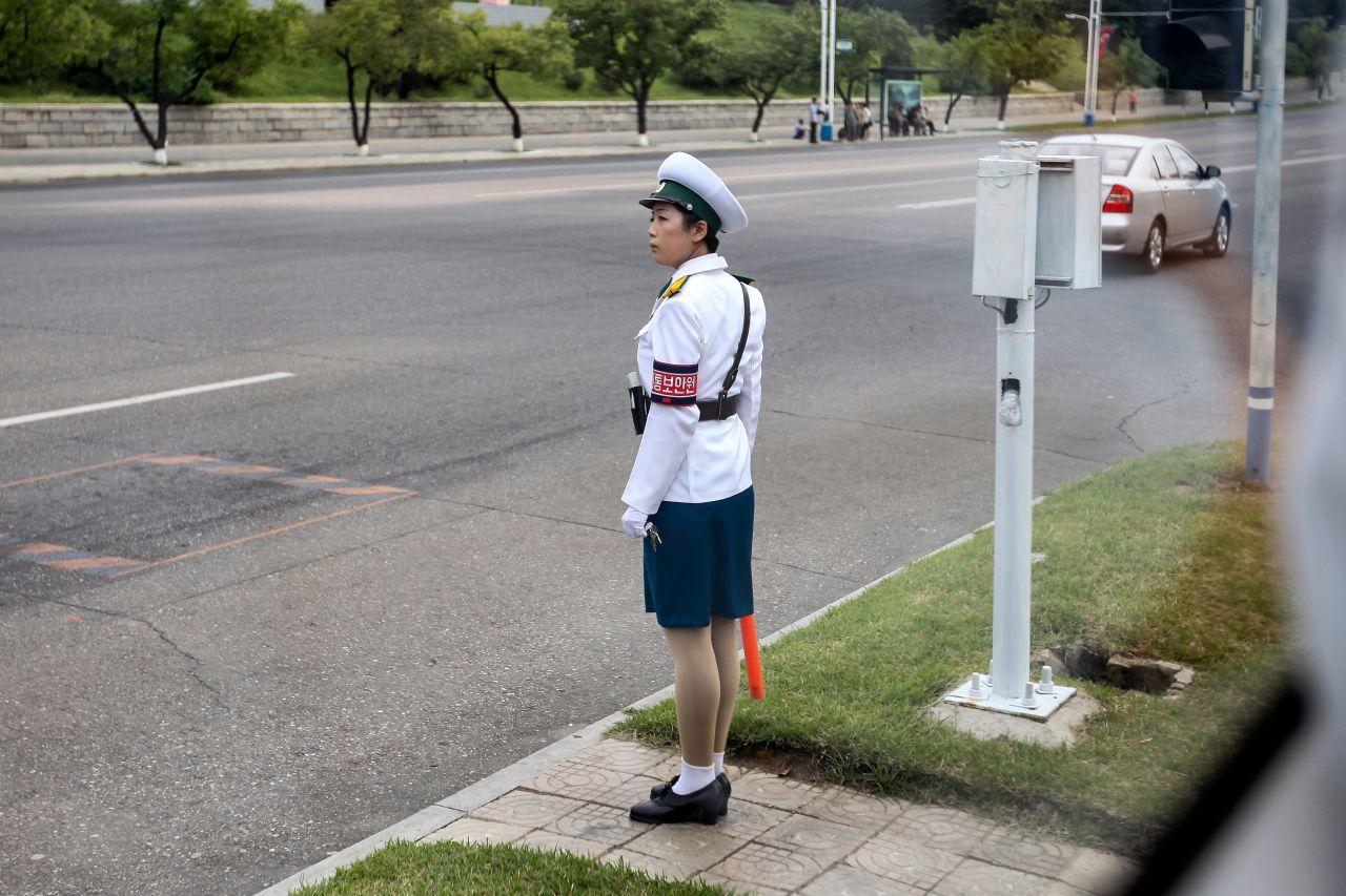 Verkehr Nordkorea