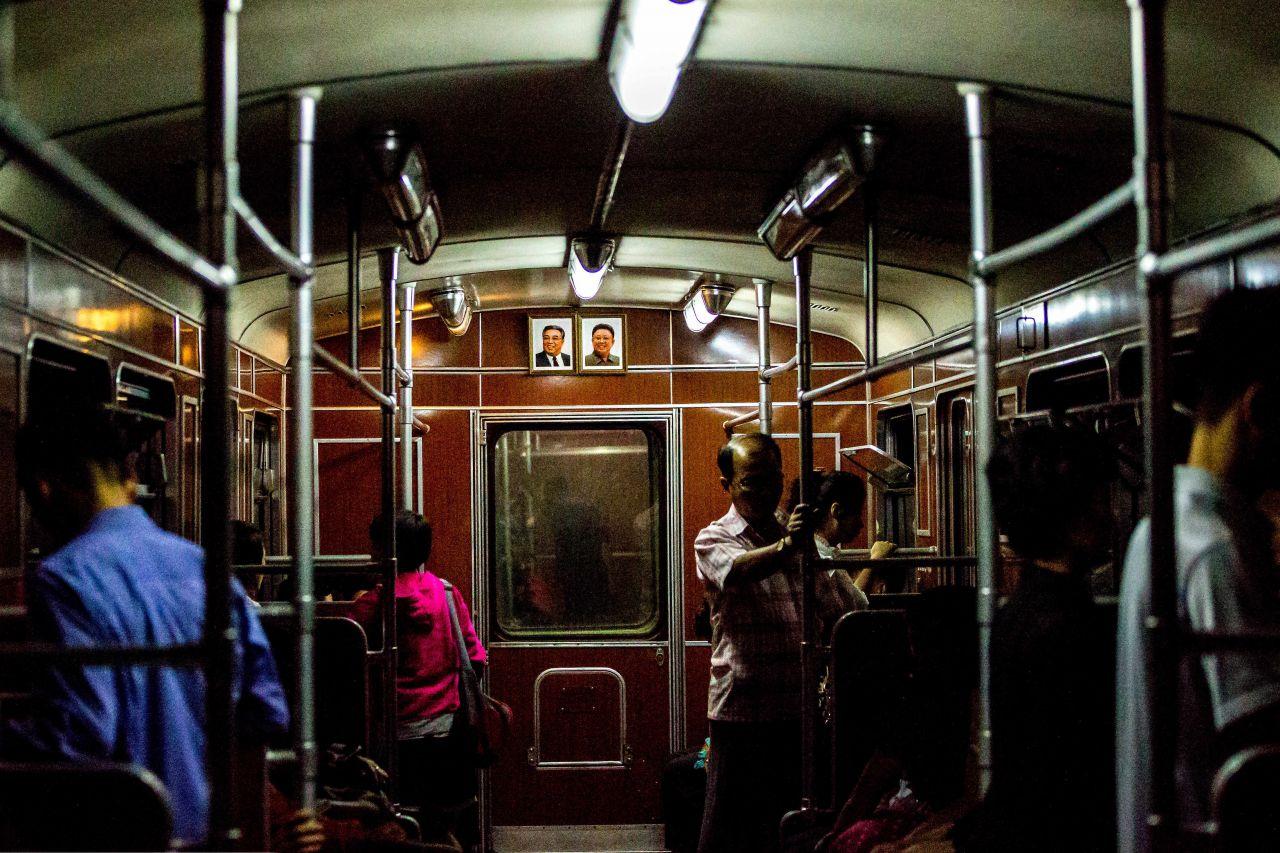 Öffentliche Verkehrsmittel Nordkorea