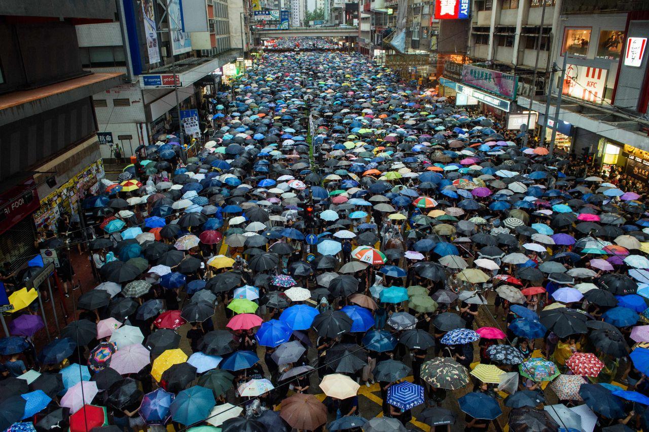 Hongkong Proteste 2019