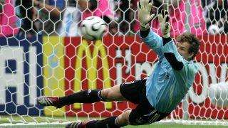 Elfmeterschießen Deutschland gegen Argentinien 2006