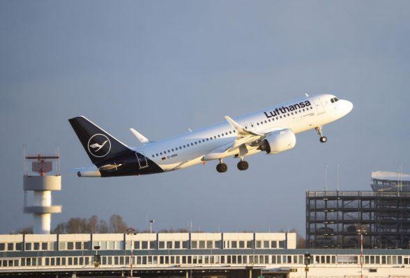 Lufthansa-Flieger
