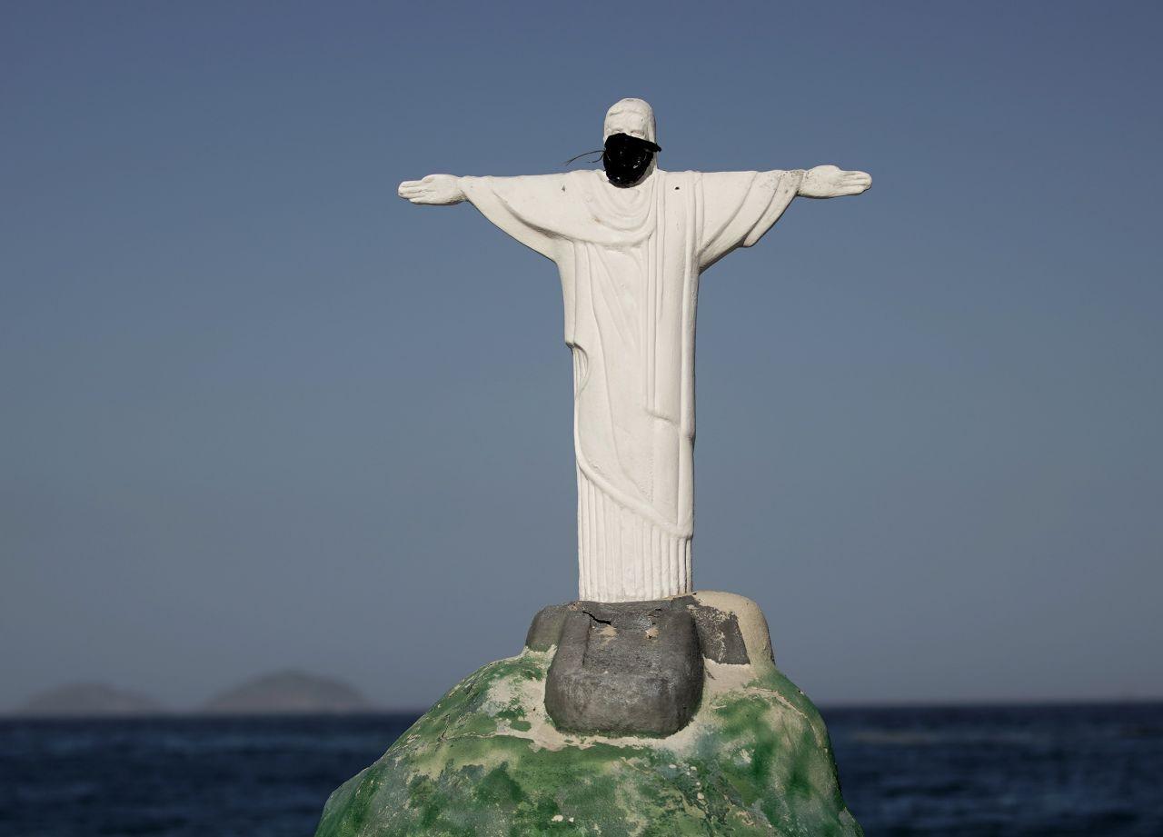Christusstatue Rio