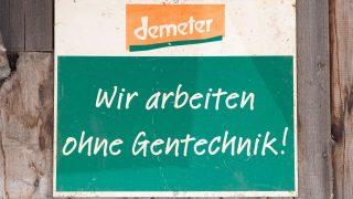 Demeter ist ein deutscher Bio-Anbauverband, dessen Name für bio-dynamische Produkte geschützt ist.