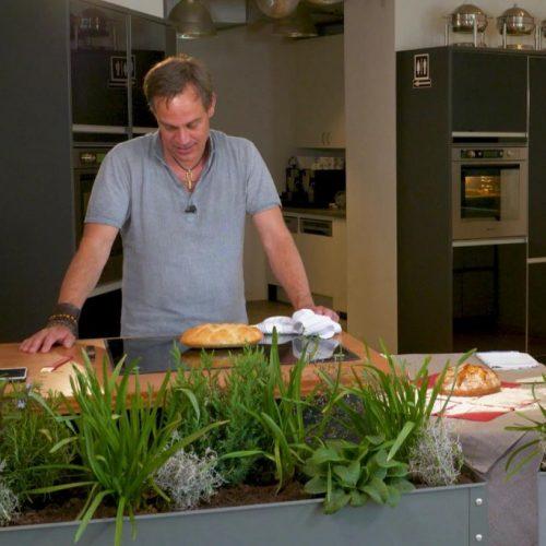 Brot-Edition bei den Kitchen Moves