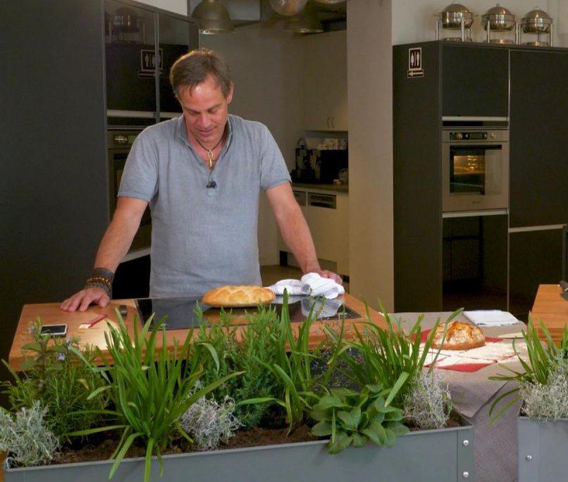 Kitchen Moves  - Brot wie frisch vom Bäcker selber backen