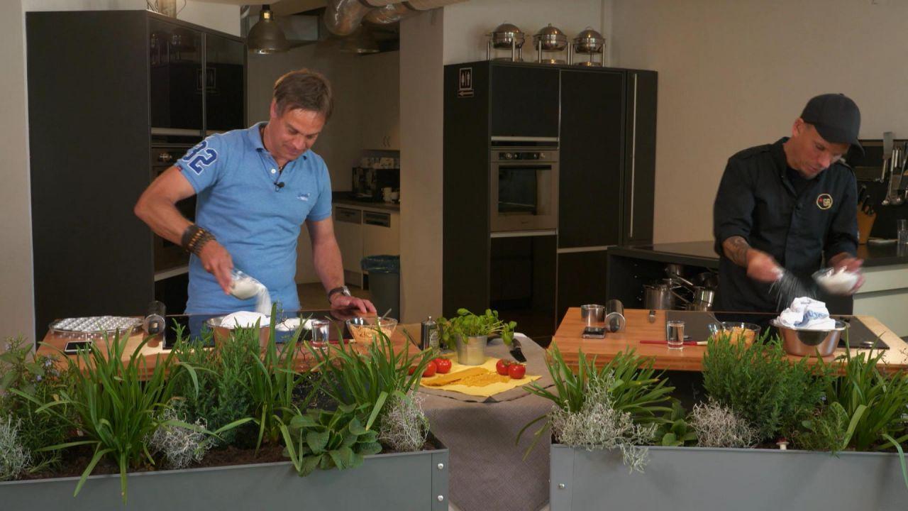 Kitchen Moves - Die besten Nudel-Rezepte von Harro und Berndt