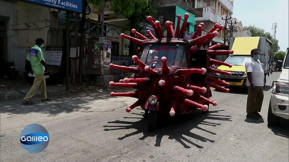 Außergewöhnlich und erfolgreich: Kreative Ideen im Kampf gegen Corona