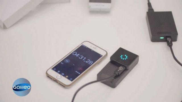 G-checkt: Der Schnelllade-Akku fürs Smartphone