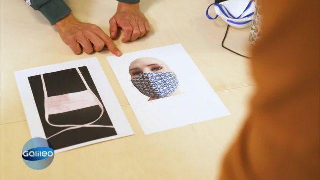 Galileo bewegt was: Mit der Aktion #wirmachenmasken zur Maskenproduktion beitragen