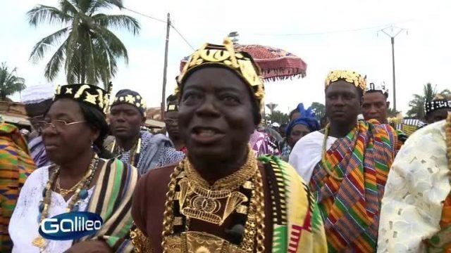 Geheimnisvoller Nachbar - Afrikakönig