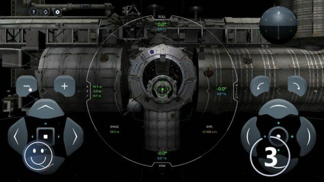 Good News: Mit SpaceX an der ISS andocken