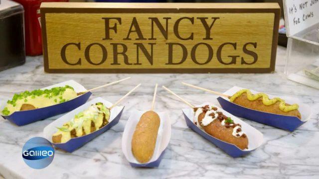 Hot Dog: So unterschiedlich kann der Snack weltweit schmecken