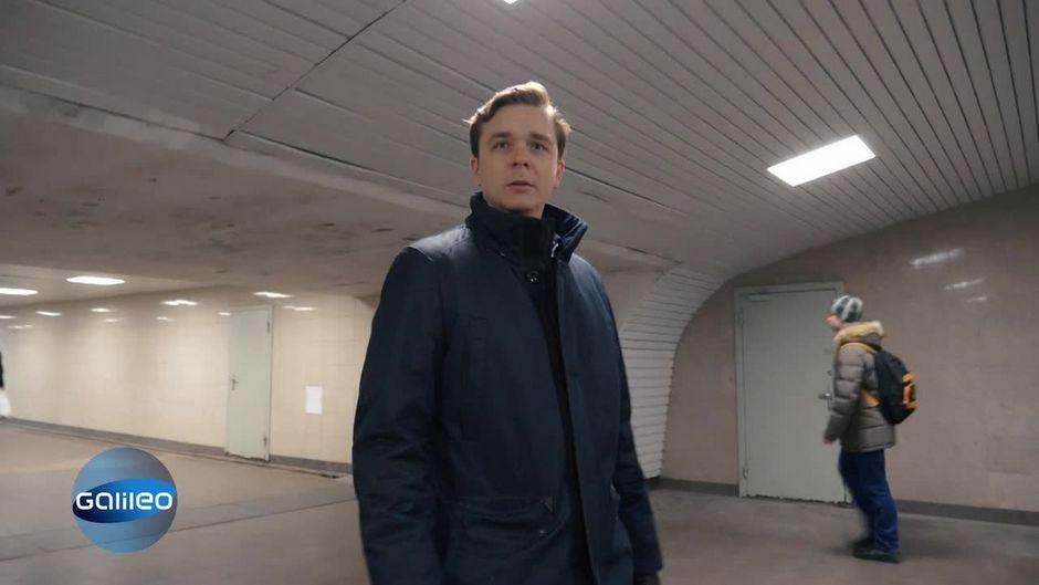 Lost Place: Darum ist die sibirische Ubahn in Omsk heute ein verlassener Ort