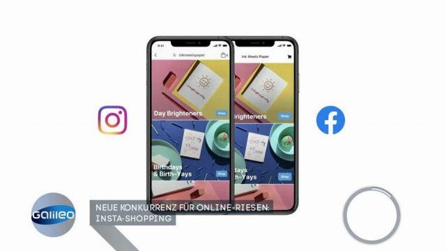 Online-Shopping ab sofort bei Facebook und Instagram möglich