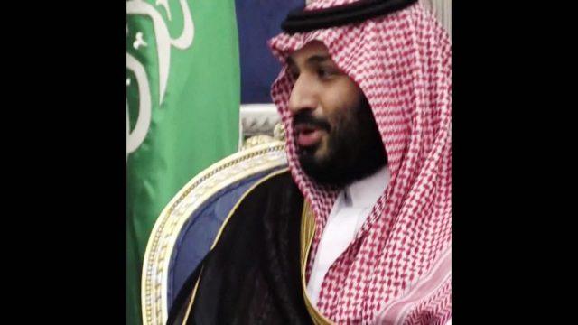 So tickt Mohammed Bin Salman - 10s