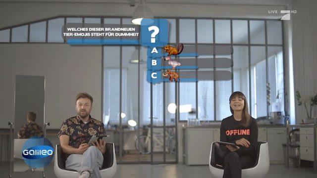 Sofa-Quiz: Was bedeuten die neuen Emojis?