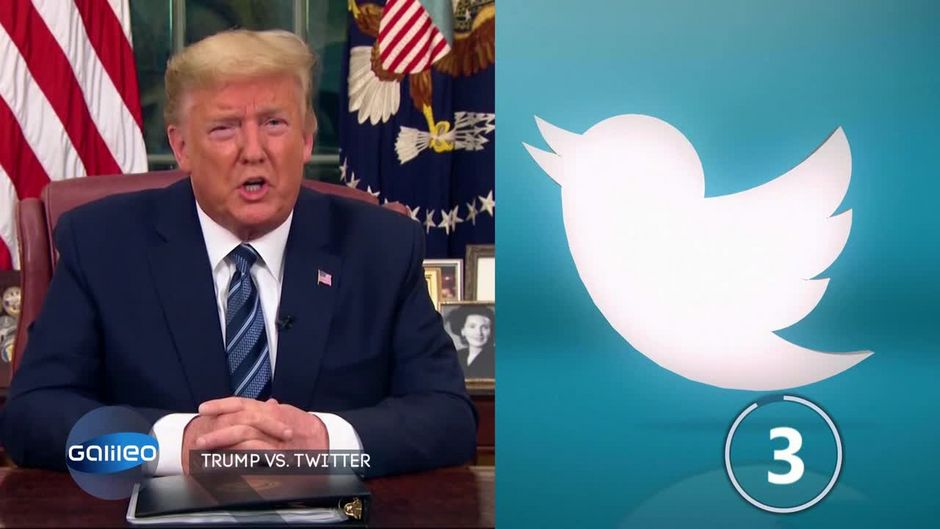 Trump gegen Twitter