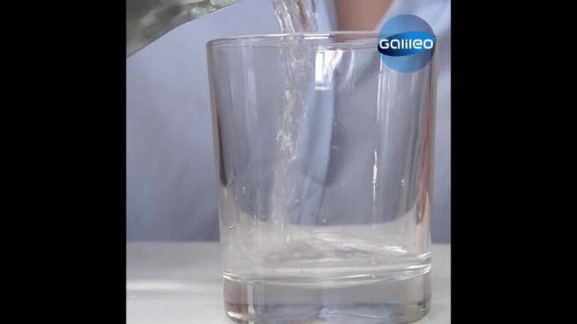 Wasser trinken: Was du wissen solltest
