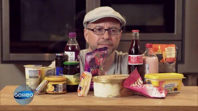 Zusatzstoffe in Lebensmitteln: Farbstoffe