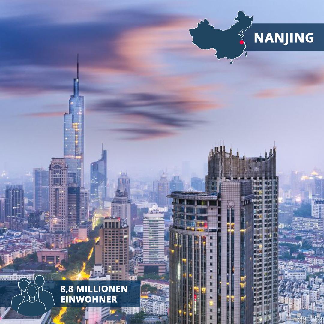 China Nanjing
