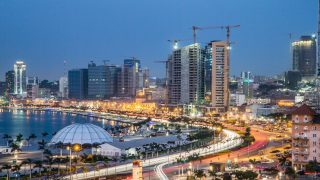 Luanda gilt als das Dubai von Afrika.