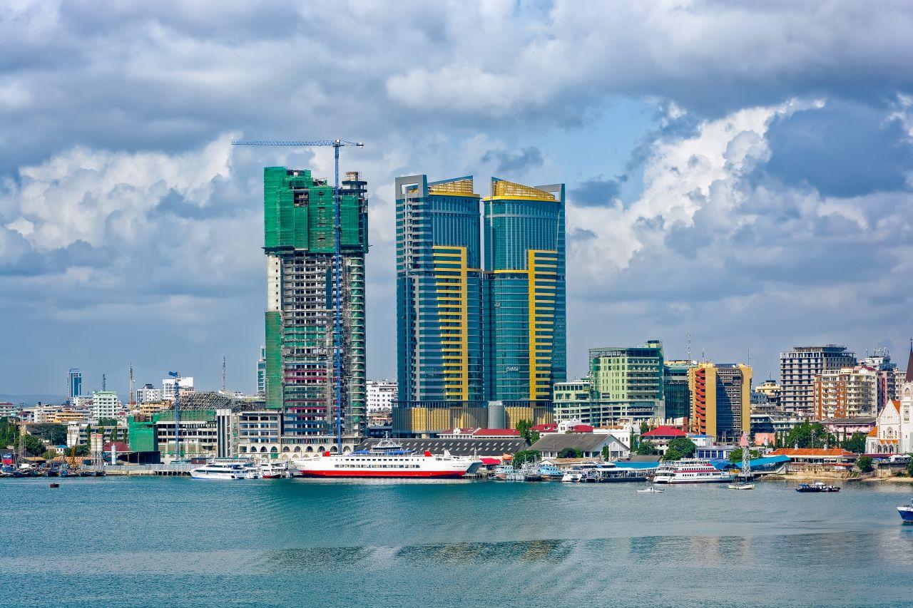 Daressalam befindet sich in Tansania.