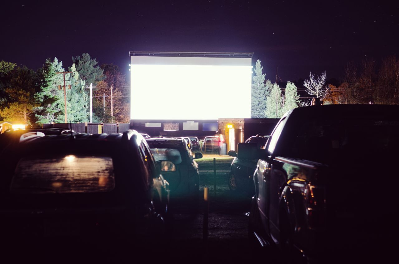 Disco, Kino oder Poetryslam - alles vom Auto aus