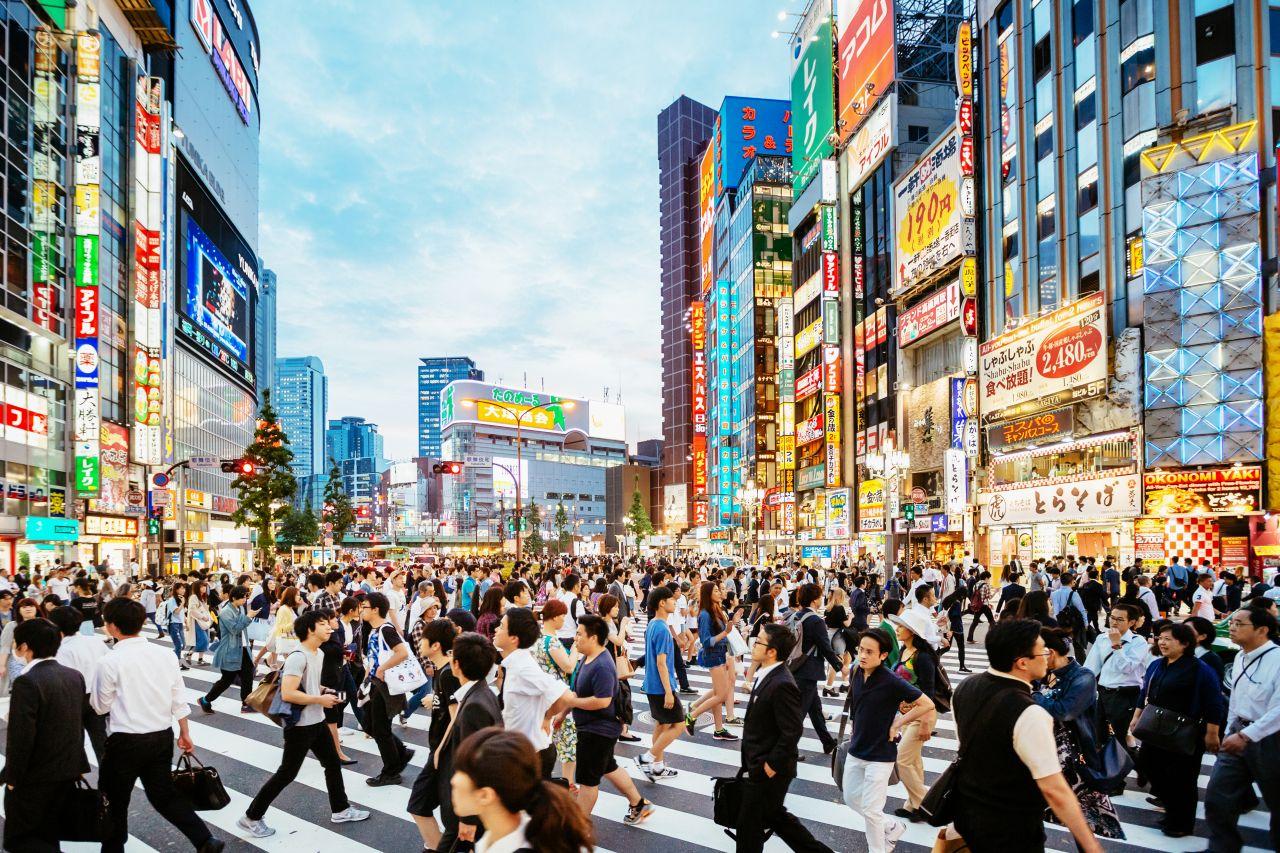 Mega-Cities - die Städte der Zukunft