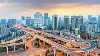 Chengdu ist ein Wirtschaftszentrum Chinas geworden.