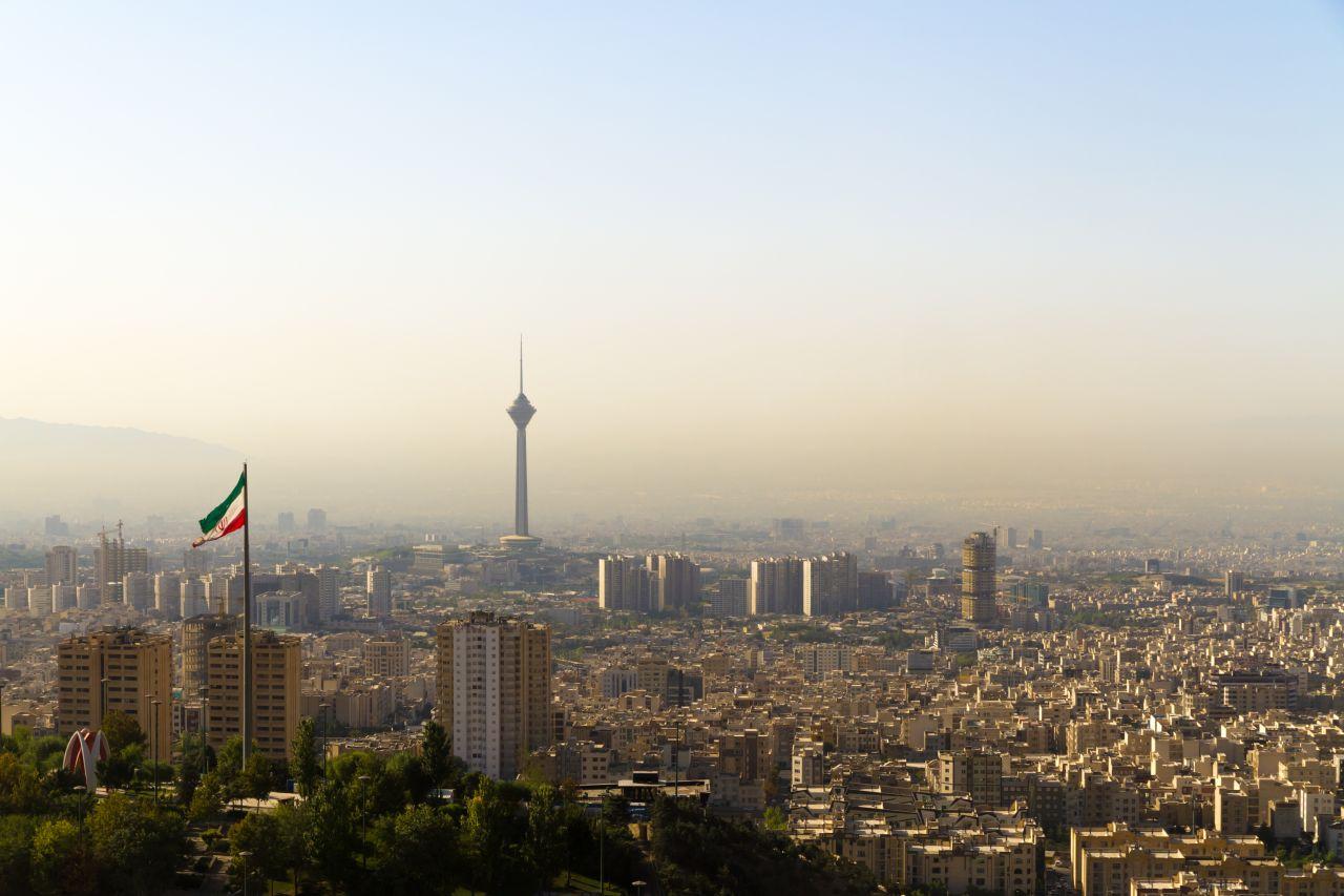 Irans Hauptstadt Teheran wird 2023 eine Megacity.