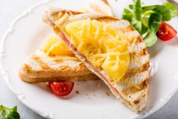 Toast Hawaii ist eine deutsche Erfindung.